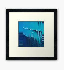 CTRL-ALT-DELETE Framed Print