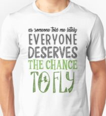 Wicked Musical Quote Unisex T-Shirt