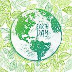 Earth Day by Maryna Riabko