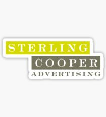 Mad Men, Sterling Cooper Sticker