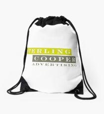 Mad Men, Sterling Cooper Drawstring Bag