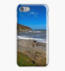 Aberporth Bay iPhone Case/Skin