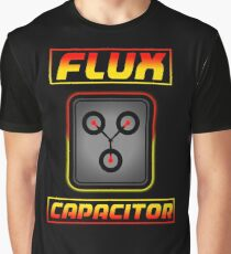 Flux Capacitor Graphic T-Shirt