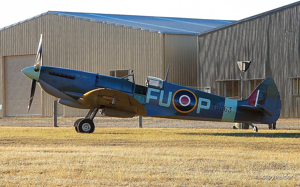 A Classic Aircraft by stevealder