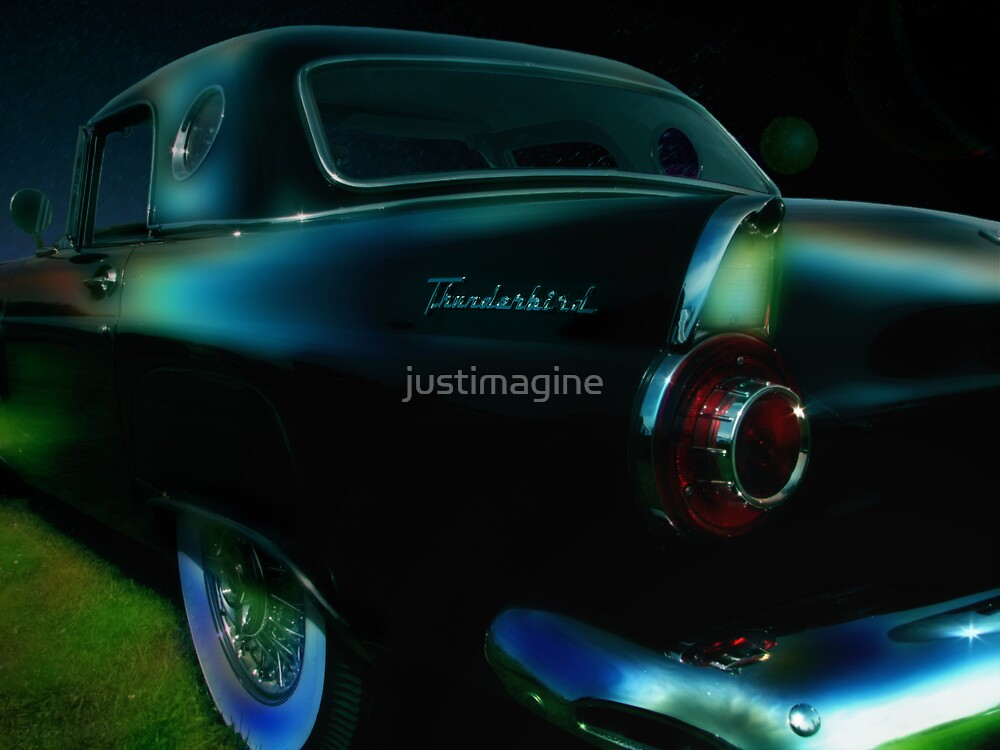 Paradise by the dashboard light by justimagine