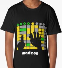 MADEON DUBSTEP PAD Long T-Shirt