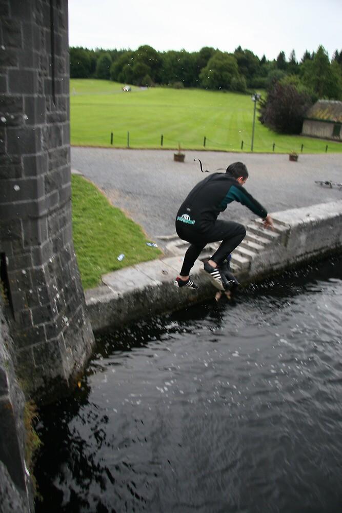 Irish Castle Jumper by Beaner