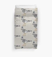 Fisher seagull Duvet Cover