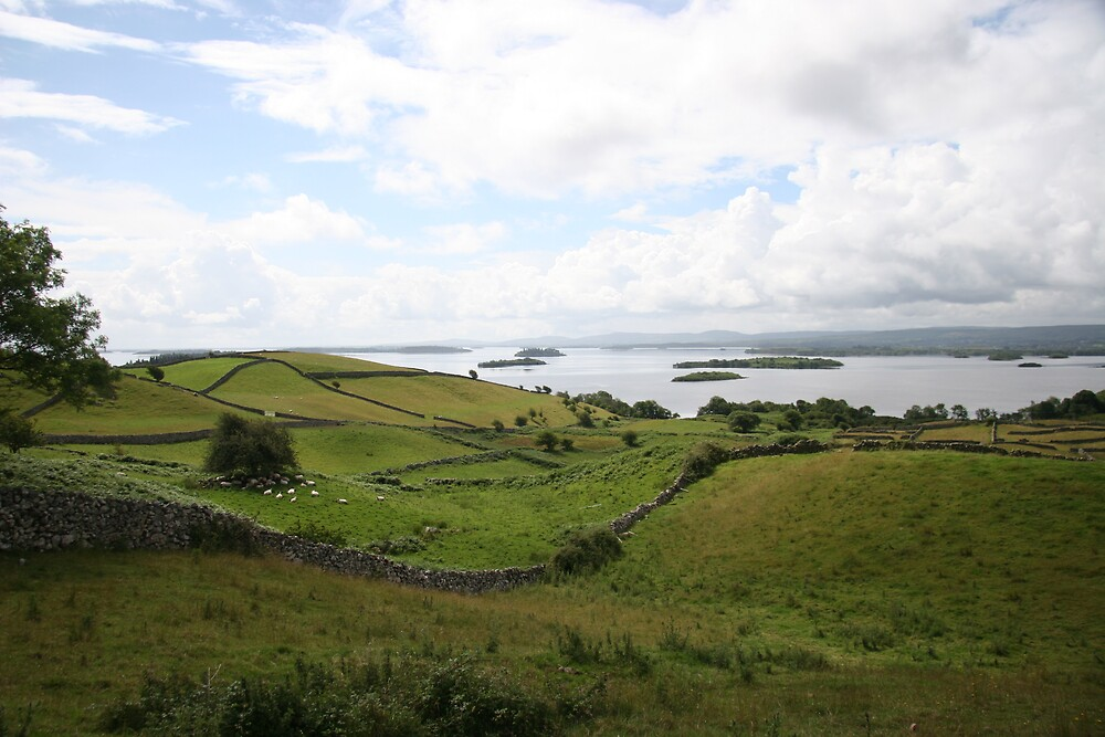 Ah Beautiful Ireland by Beaner