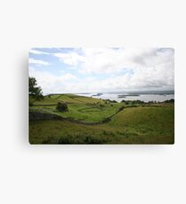 Ah Beautiful Ireland Canvas Print