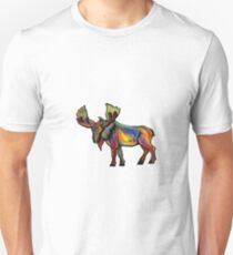 The Bull Moose Unisex T-Shirt