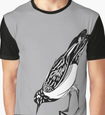 DJ magpie Graphic T-Shirt