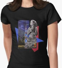 Hope Womens Fitted T-Shirt