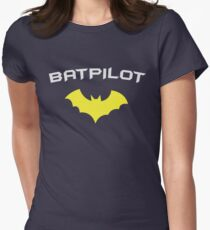 BATPILOT - Super Hero PILOT Captain Aviator  T-Shirt