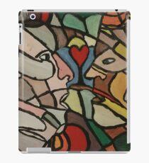 Colourful Love iPad Case/Skin