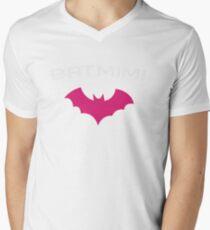 BATMIMI - Proud MIMI GrandMother Super Mimi Hero Mens V-Neck T-Shirt