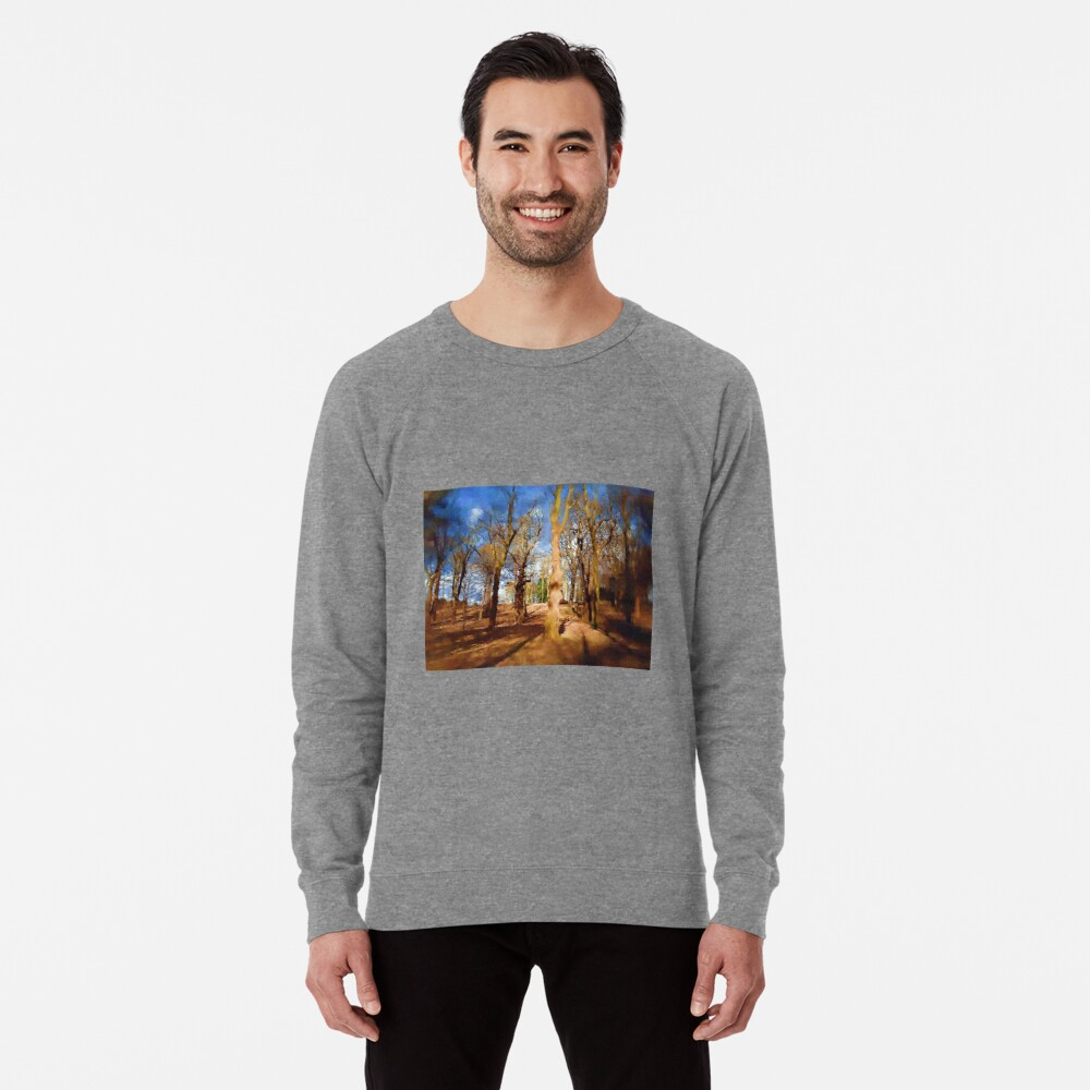 Holz Leichter Pullover