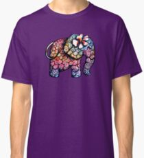 Tattoo Elephant TShirt Classic T-Shirt