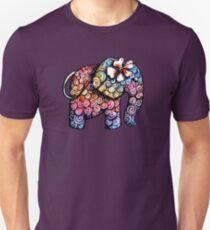 Tattoo Elephant TShirt Slim Fit T-Shirt