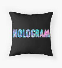Hologram Throw Pillow