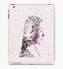 Woman Nature iPad Case/Skin