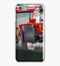 Sebastian Vettel formula 1 iPhone Case/Skin