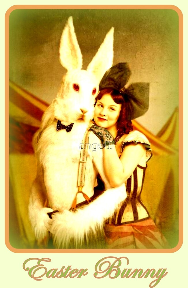 Easter Bunny by ©The Creative  Minds