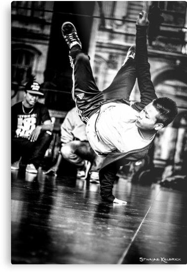 The Street Dancer by Stwayne