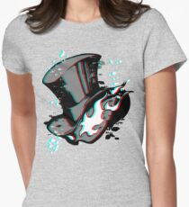 P5 - 3D Womens Fitted T-Shirt