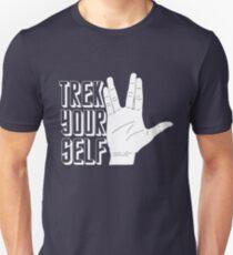 TREK YOURSELF Unisex T-Shirt