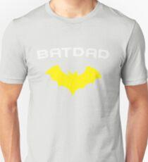 BATDAD - Proud Dad Father Super Dad Hero  Unisex T-Shirt