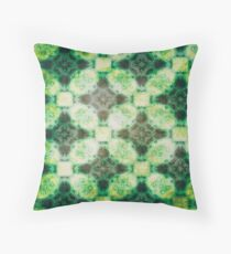 Crisscross Pattern 4 Throw Pillow