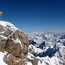 The Summit ~ Zugspitze ~ Top of Germany by ©The Creative  Minds