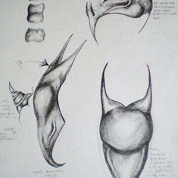 Bone elements by riniNinjutsu