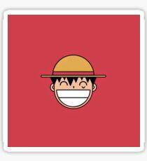 Luffy : Miniatures Sticker