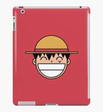 Luffy : Miniatures iPad Case/Skin