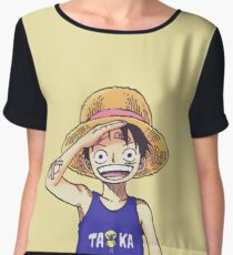 Luffy : Kids Chiffon Top