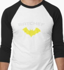 BATCHEF - Super Hero Chef Cook  Men's Baseball ¾ T-Shirt