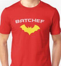 BATCHEF - Super Hero Chef Cook  Unisex T-Shirt