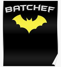 BATCHEF - Super Hero Chef Cook  Poster