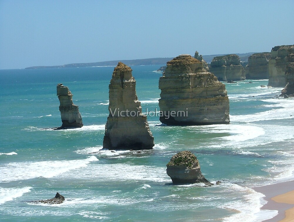 12 Apostles by Victor Jolayemi