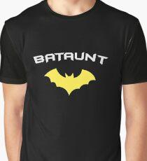 BATAUNT Super Hero Aunt  Graphic T-Shirt