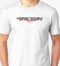 #SpaceGay - Keith Unisex T-Shirt