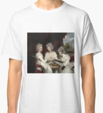 Joshua Reynolds - The Ladies Waldegrave Classic T-Shirt