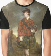 Joshua Reynolds - John Murray, 4th Earl Of Dunmore Graphic T-Shirt