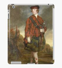Joshua Reynolds - John Murray, 4th Earl Of Dunmore iPad Case/Skin