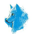 sumi wolf blue by frederic levy-hadida