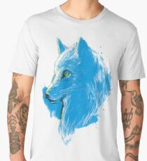 sumi wolf blue Men's Premium T-Shirt
