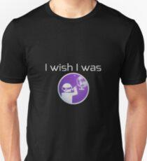 Anywhere but here gobblegum | I wish I was anywhere but here. Unisex T-Shirt