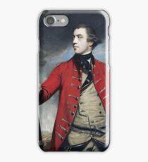 Joshua Reynolds - General John Burgoyne iPhone Case/Skin